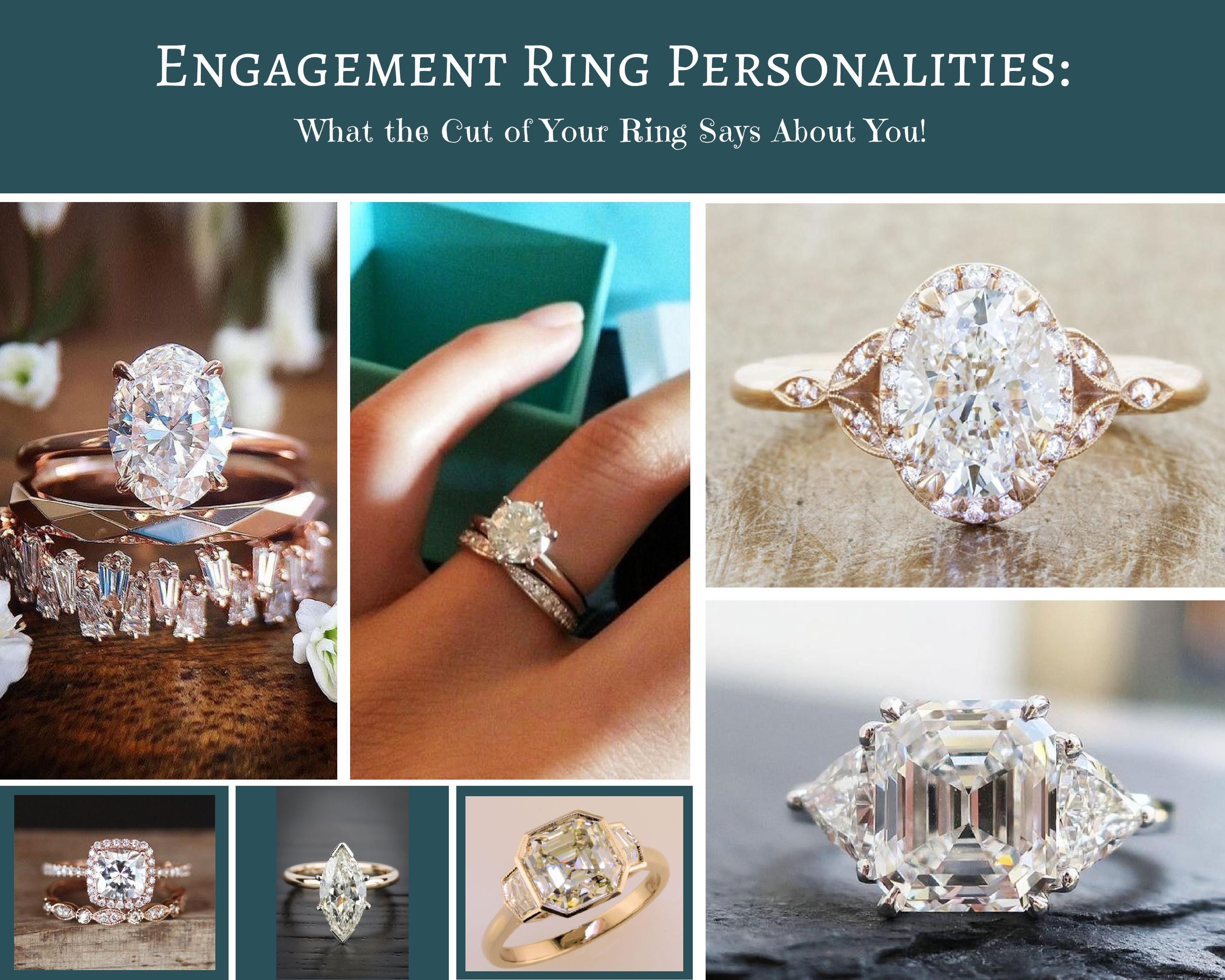 Your Engagement Ring Personality