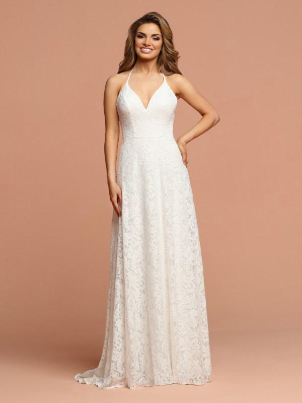 Informal Destination Beach Slip Wedding Dresses 2020 Davinci Bridal,Can You Add A Train To A Wedding Dress