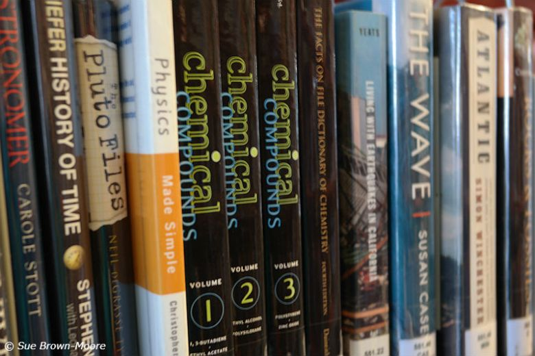 You can learn chemistry and astronomy at your public library...
