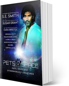 Space Ranger (a Prophecy series short story) by Lea Kirk