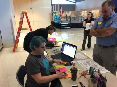 DaVinci's Faire _ BarCamp of Sarasota-Bradenton 2017 (1)