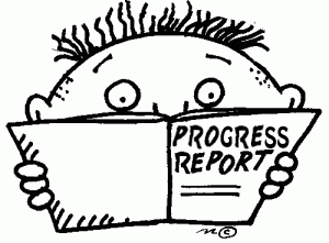Requesting Data and Work Samples for IEP Goal Progress