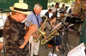New Harmony Jazz Band
