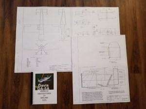 Davis DA-5 Plans Set