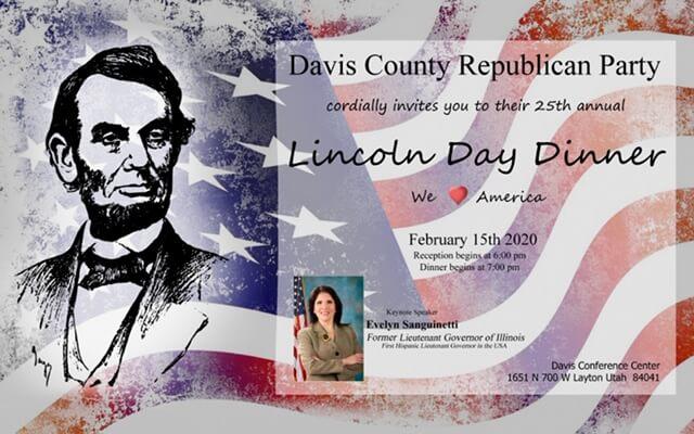 2020 DCRP Lincoln Day Dinner