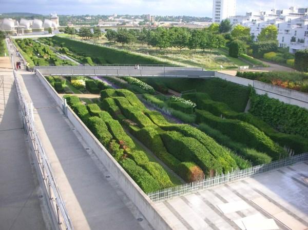 thames barrier park landscape