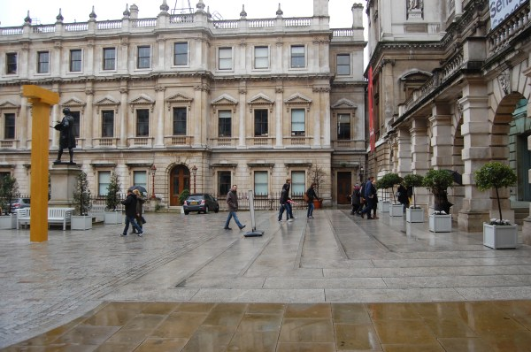 Royal Academy Of Arts Burlington House Courtyard Landscape Architect' Pages