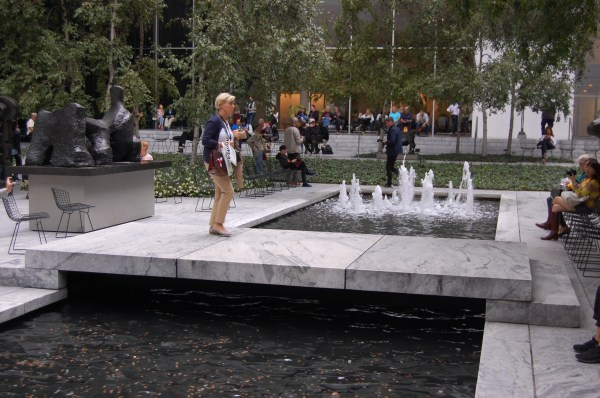 Moma Abby Aldrich Rockefeller Sculpture Garden York