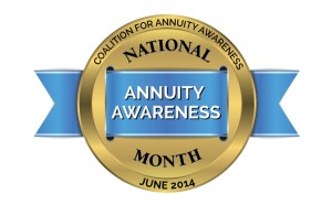 National Annuity Awareness Month Logo