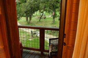 The Treehouse view