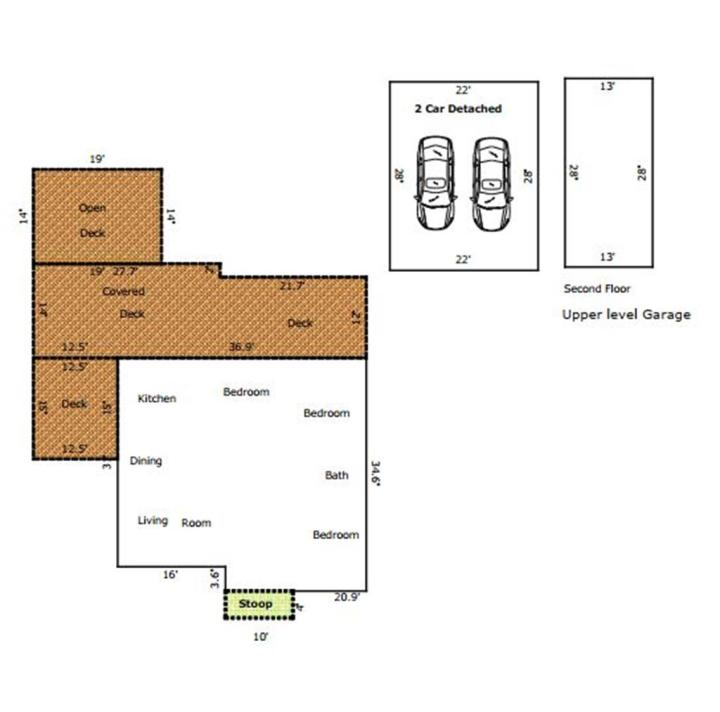 415 Pleasant Dr Floorplan