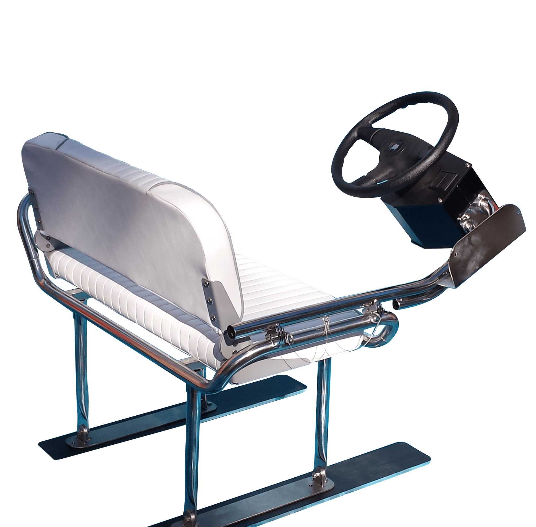 inflatable lifting chair swivel joint st croix davit euro helm seating