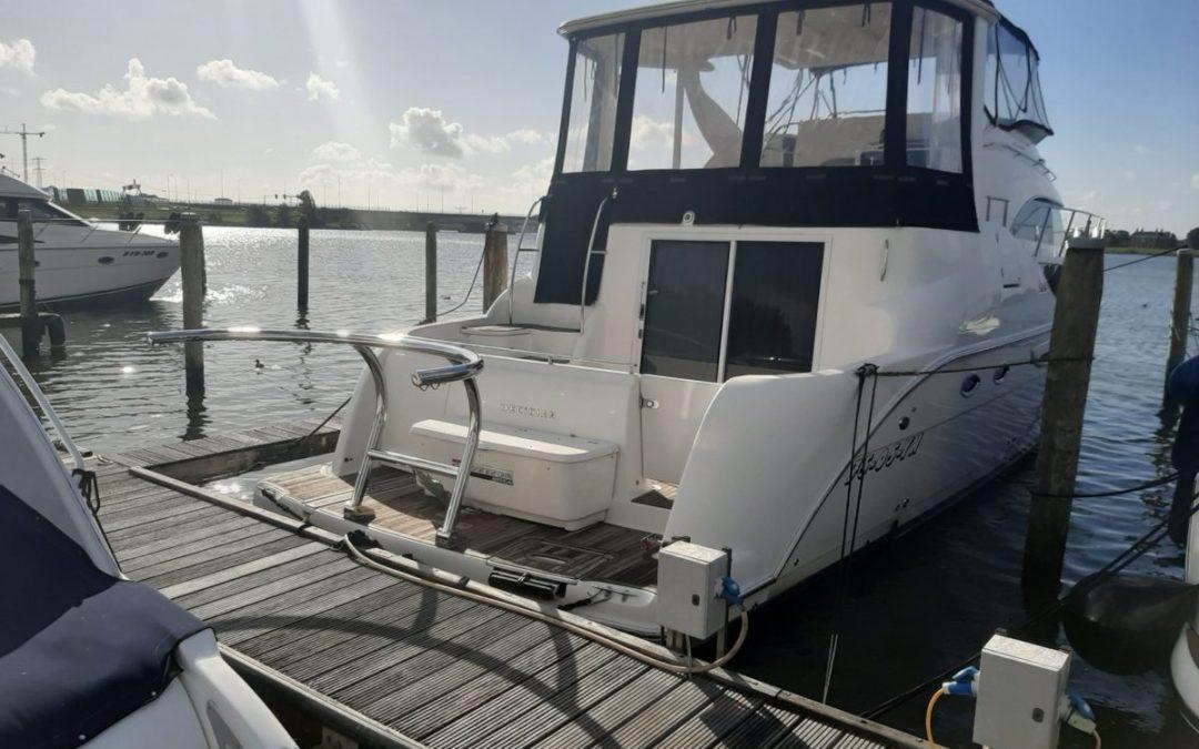 Meridian Yacht Amsterdam