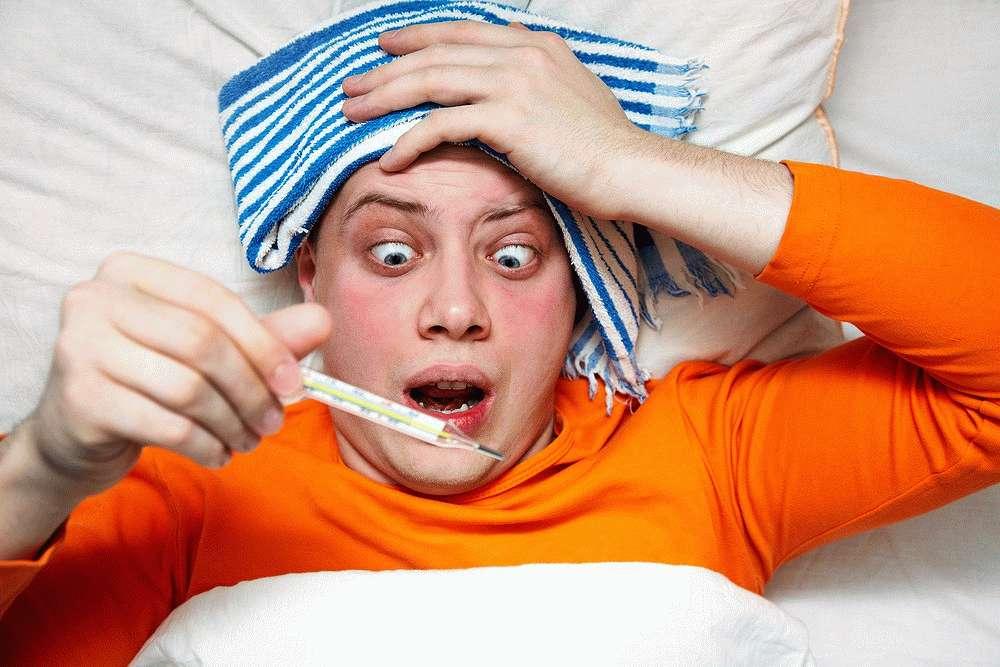 Повышается ли давление при насморке. Давление при гриппе: когда понижается, что делать