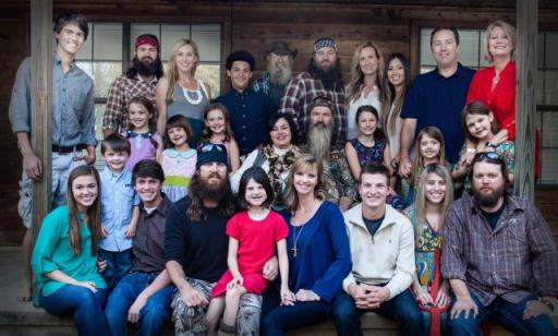 DuckDynastyFamily