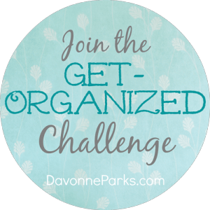 FREE personalized organizational help and a $50 giveaway! I can't wait to get started!