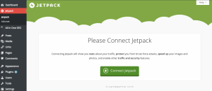 Connect Jetpack