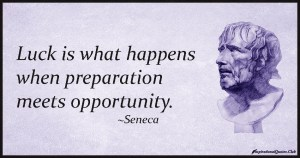 A Quote from Seneca