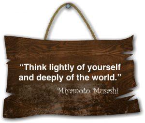 Miyamoto's quote