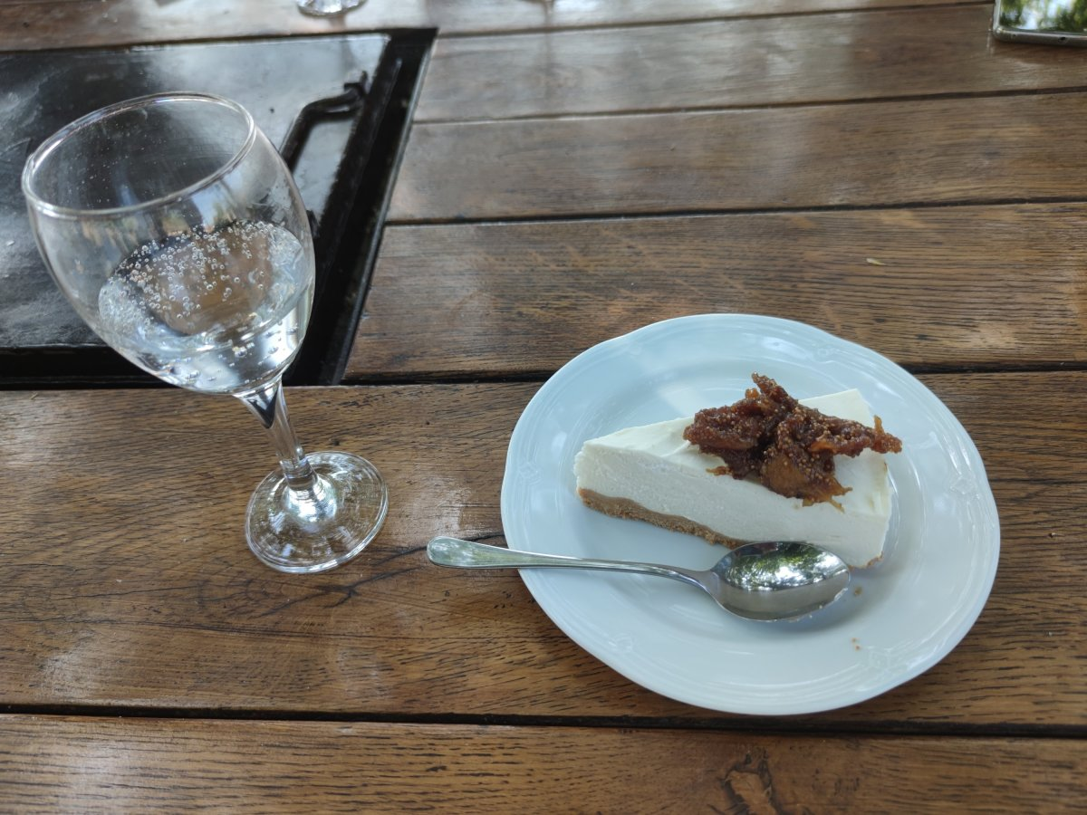Cheesecake Novi Sad at Aqua Doria