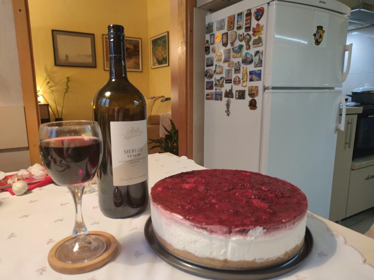 Cheesecake - Homemade 1