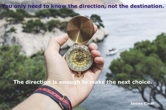 About Direction and Destination 2