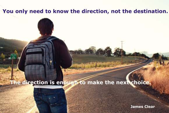 About Direction and Destination 1