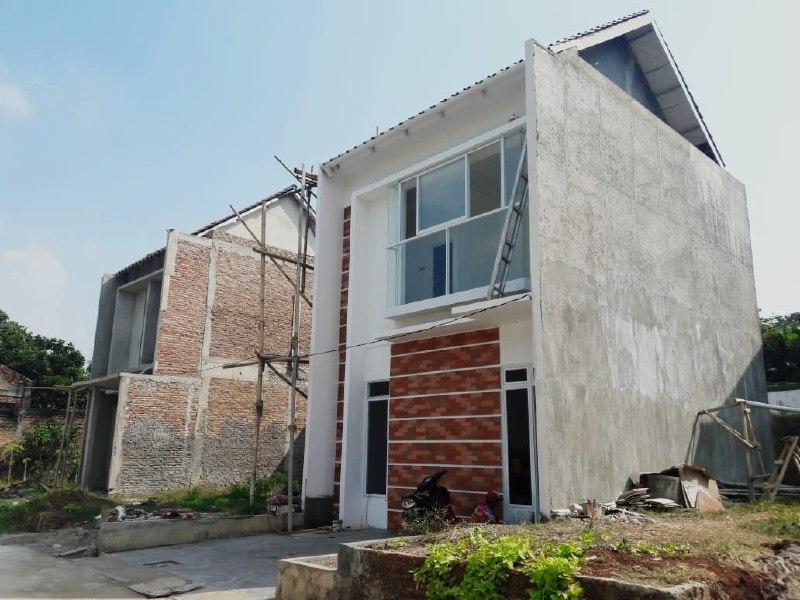 rumah syariah di cipayung cilangkap mangifera progress 22