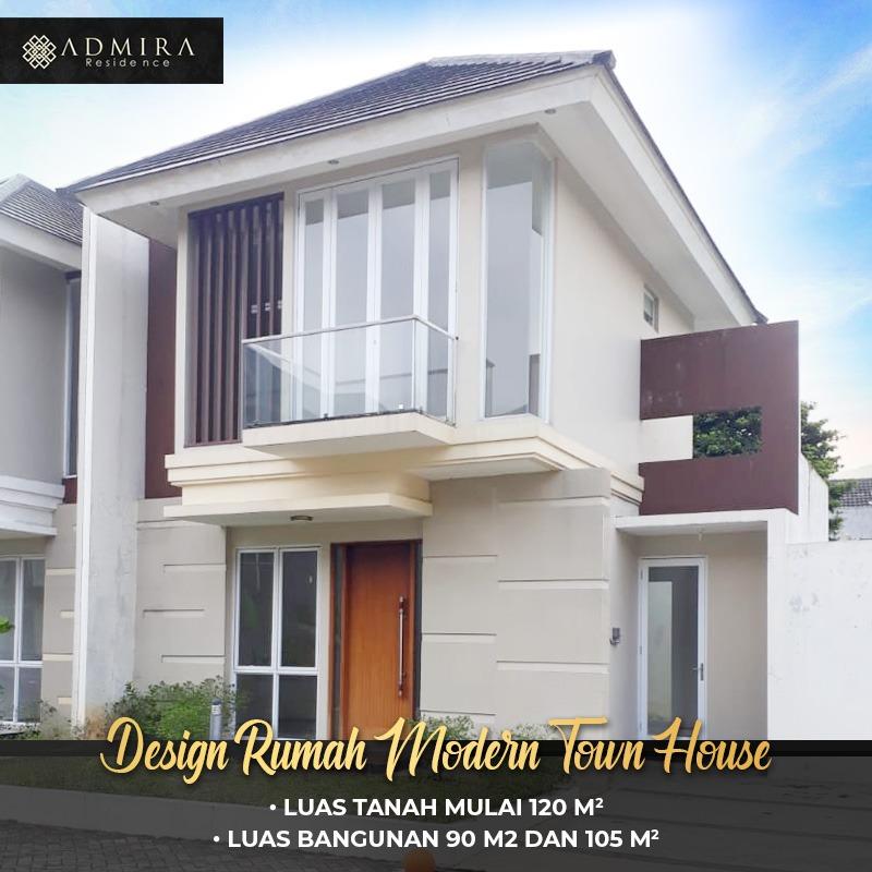 perumahan syariah depok - perumahan syariah cinere - konten admira residence design modern - davpropertysyariah