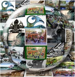 Glass Photo Sphere