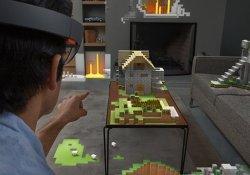 Microsoft Giyilebilir Teknoloji Hololens'i Tanıttı