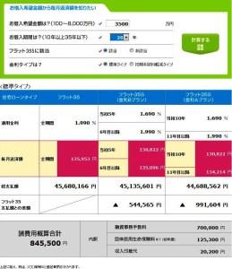 日本モーゲージ手数料率
