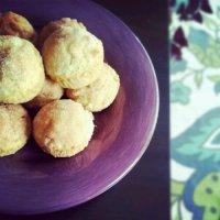 Bastille Day Muffins