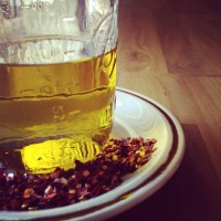 Red Pepper Infused Oil