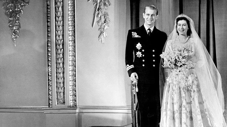 A Queen Elizabeth Wedding Theme