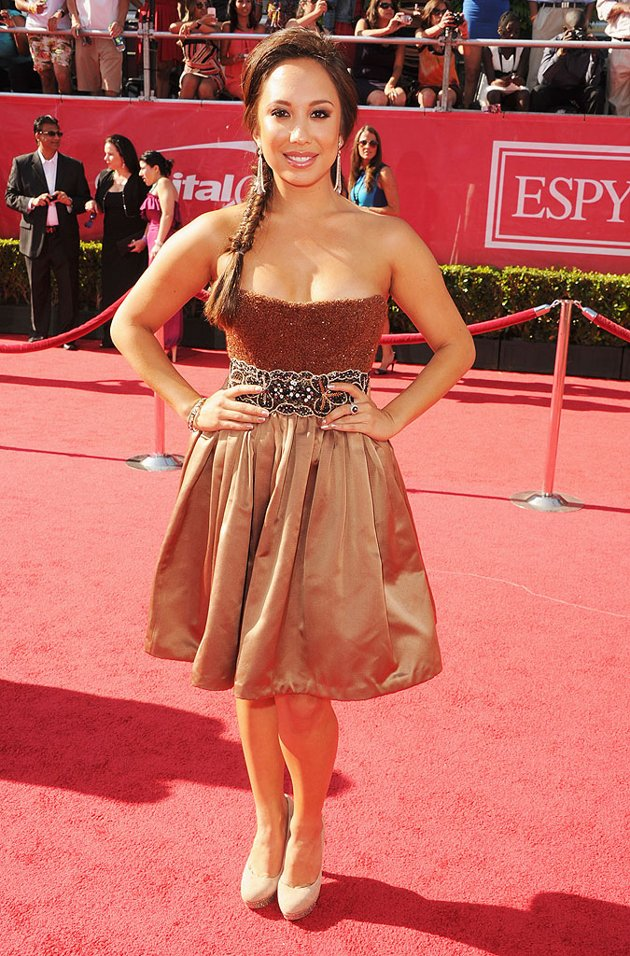 Wedding Wear Inspiration from the ESPY Awards