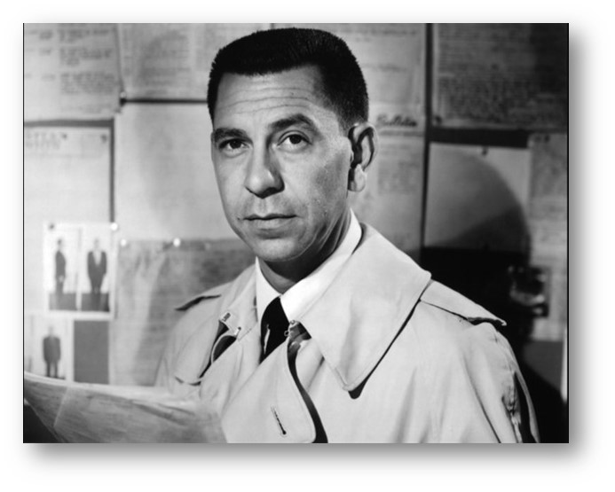 ON THIS DAY IN HISTORY JACK WEBB BORN 4 -2-1920