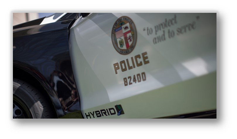 LAPD OFFICER ARRESTED IN SHOOTING IN APPLE VALLEY
