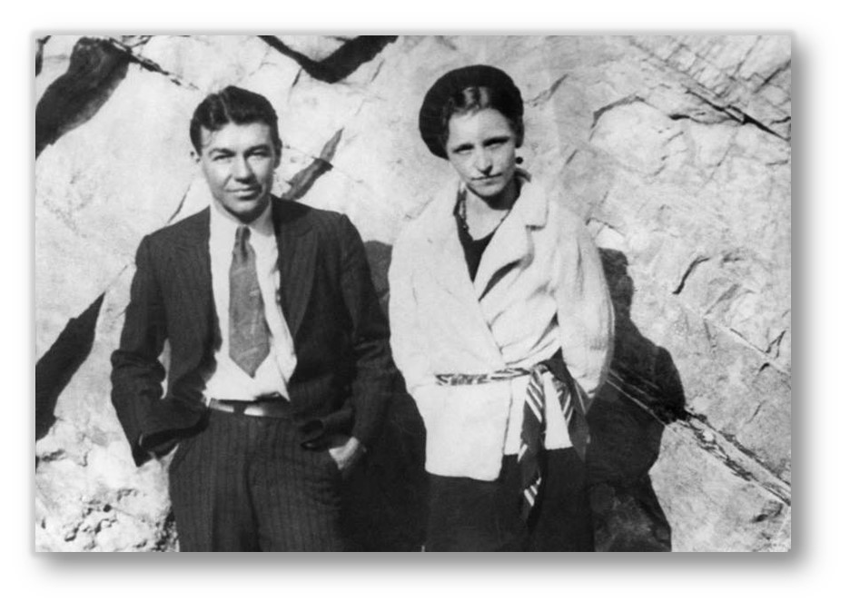 1934 BONNIE AND CLYDE KILLED