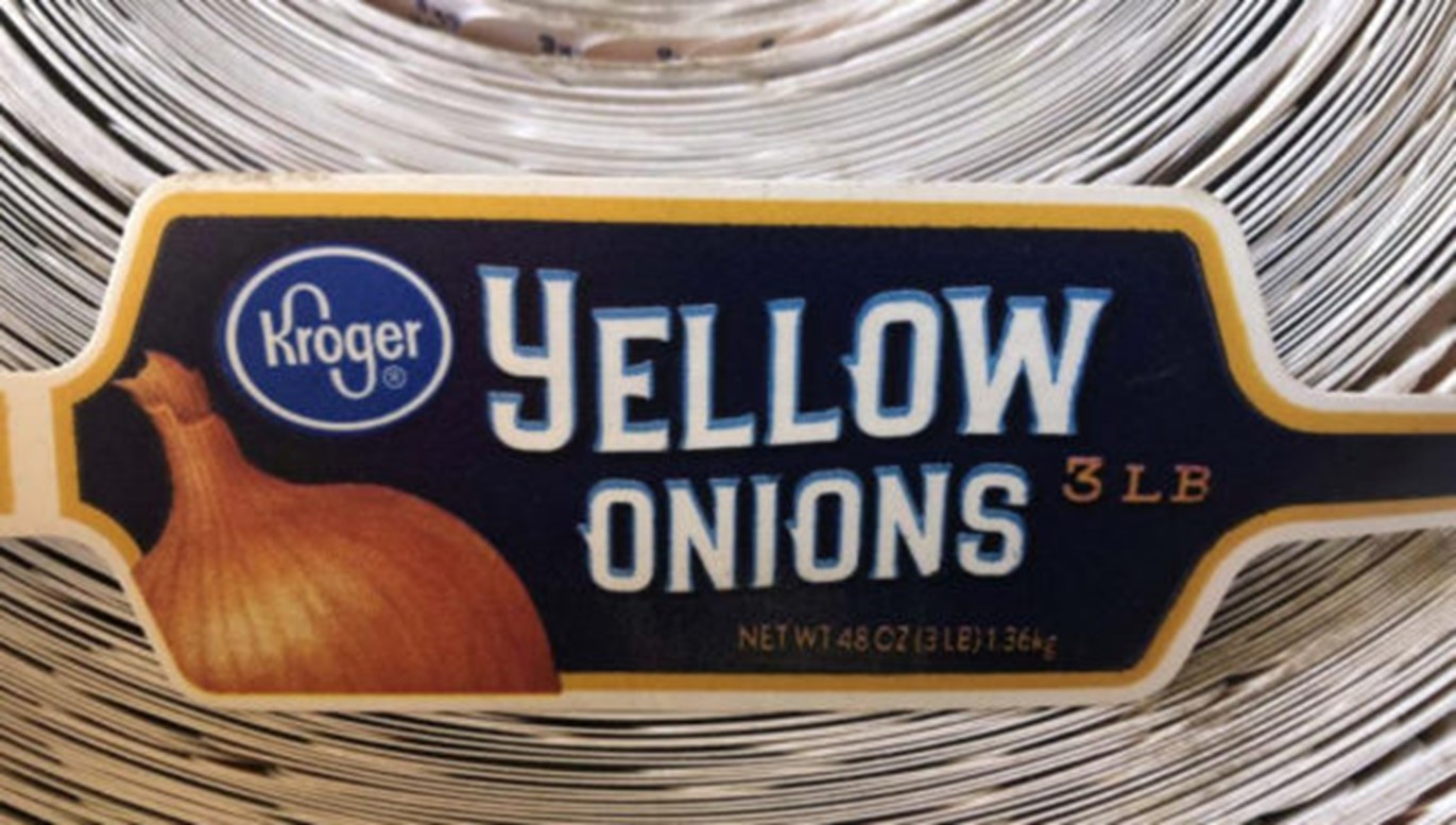 ONION RECALL ACROSS COUNTRY