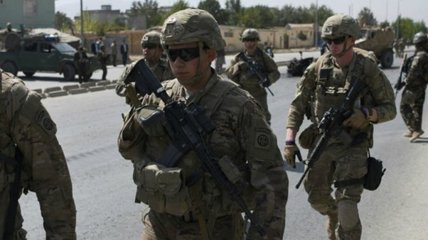 IRAN: BOUNTIES ON AMERICAN SOLDIERS
