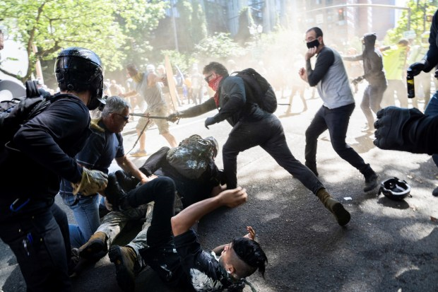 PORTLAND WANTS HELP WITH RIOTS