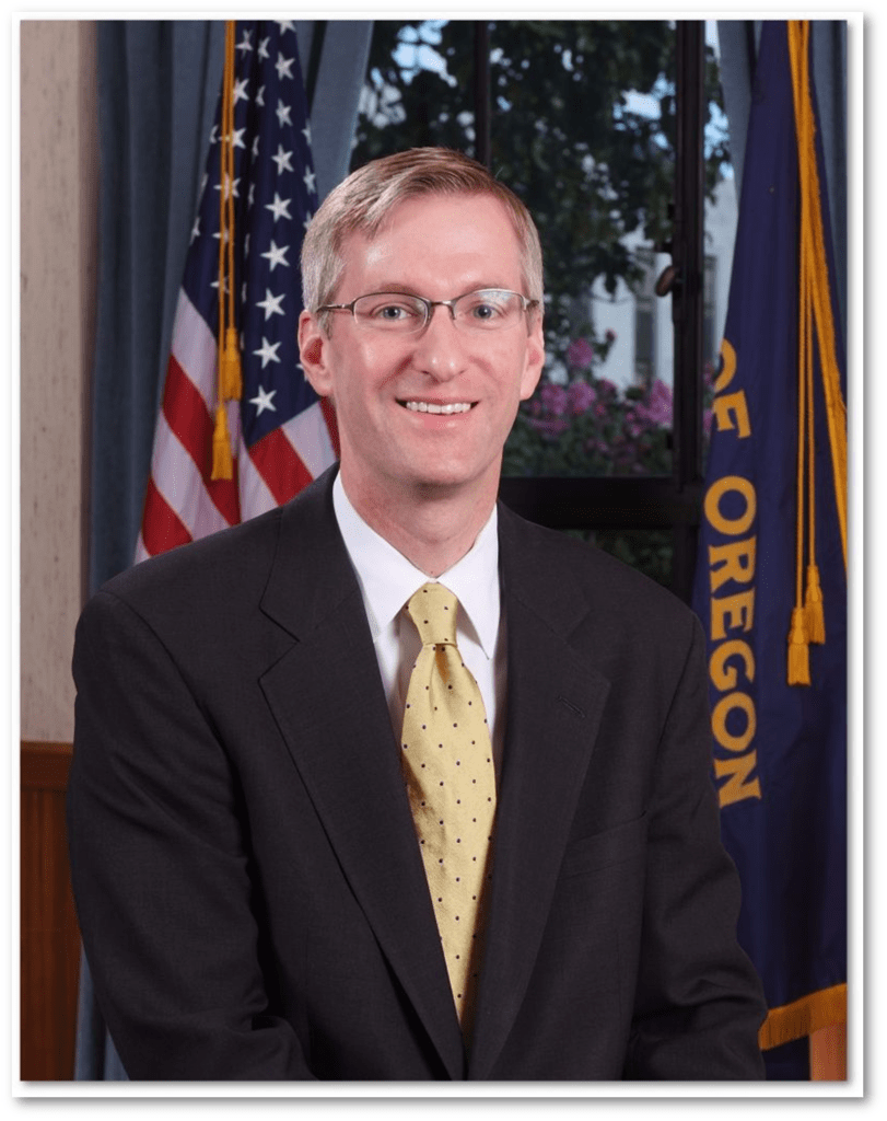 DIPSHIDIOT OF THE DAY PORTLAND MAYOR TED WHEELER