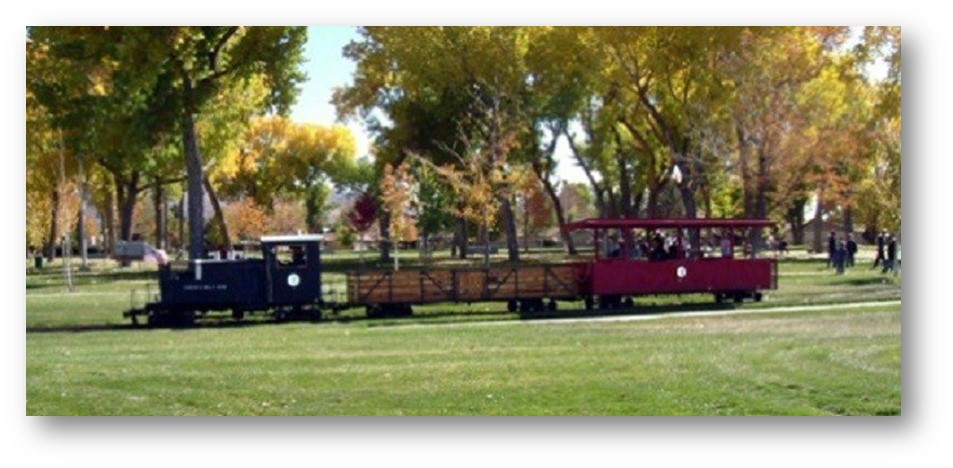 CARSON CITY TRAIN