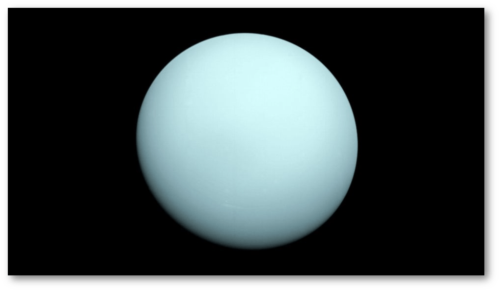 SEE URANUS THIS WEEK  IN THE DARKENED SKY
