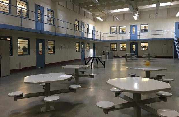 NEVADA STOPS TAKING INMATES FUNDS FOR RESTITUTION