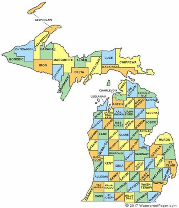 MICHIGAN NOT CERTIFYING ELECTION RESULTS