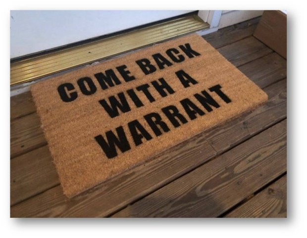 NEW YORK BUSINESS OWNERS DEMAND WARRANT
