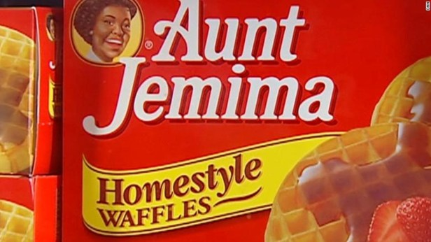 AUNT JEMIMA FINALLY HAS A NEW NAME