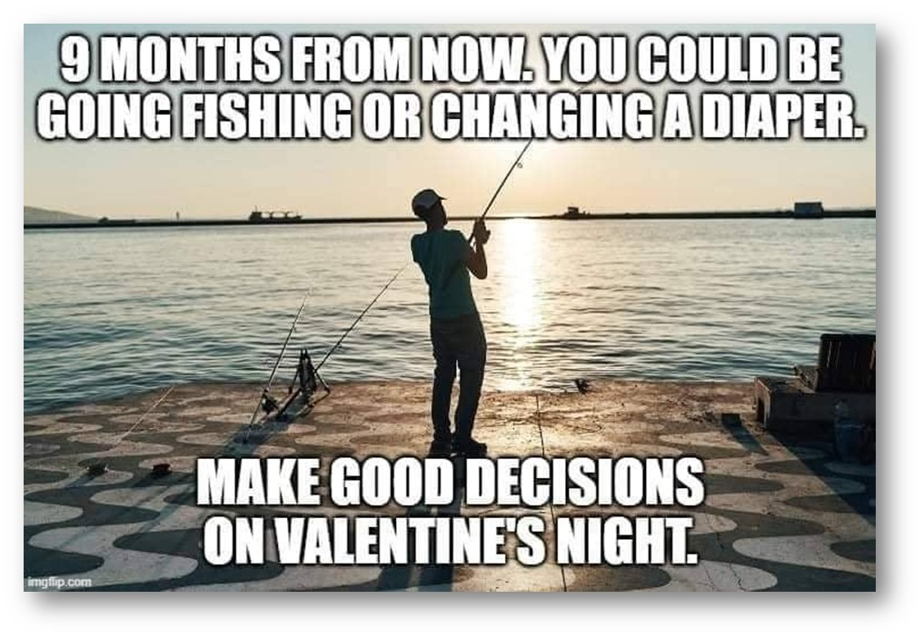VALENTINES DAY THE DECISION IS YOURS